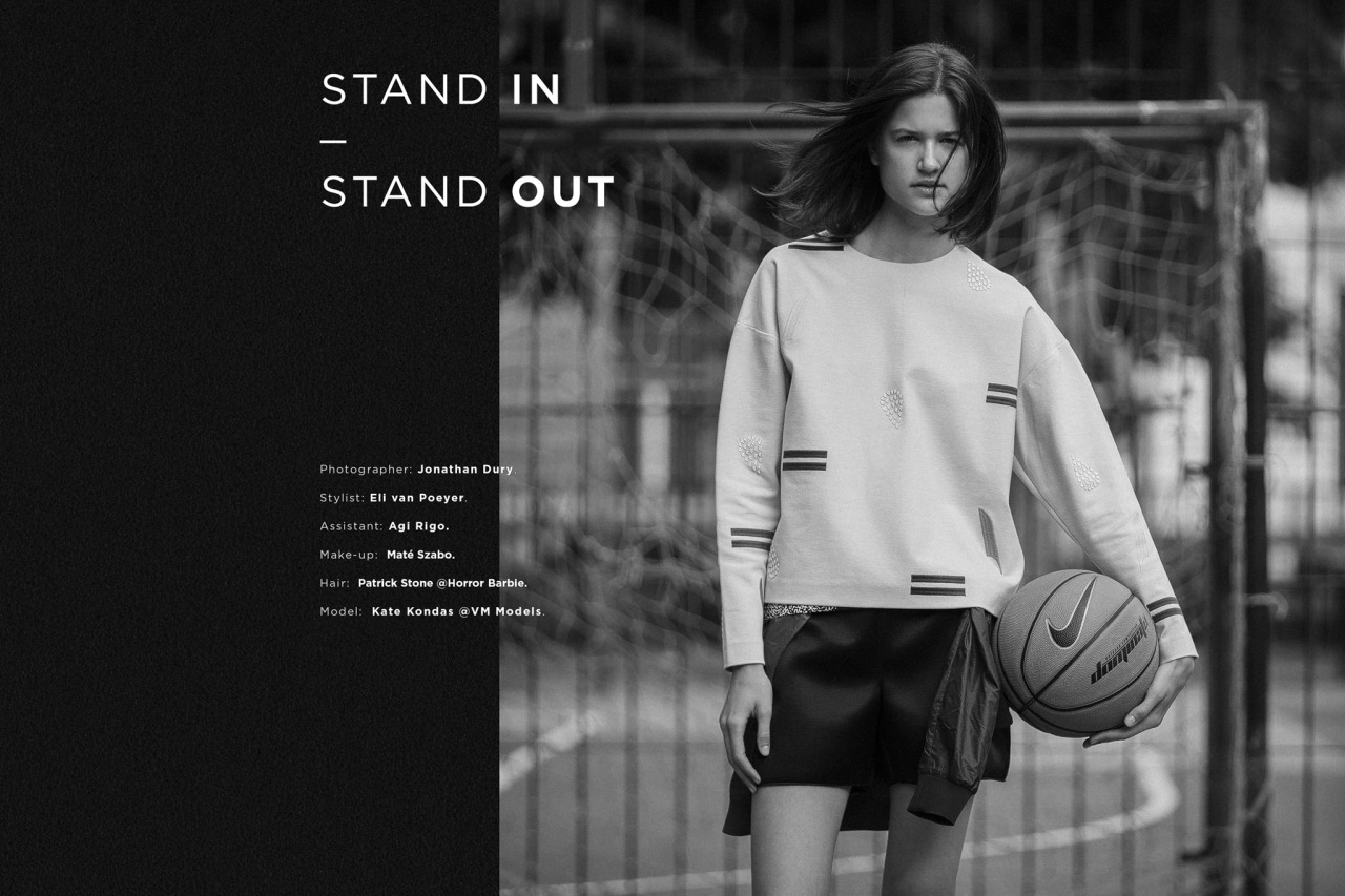 Stand In - Stand Out